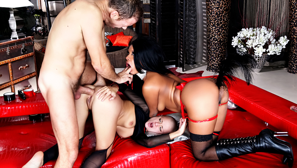 Keisha Kane dvd porn video from Evil Angel