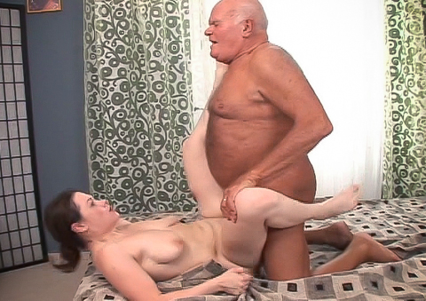 This Isn't Bad Grandpa It's A XXX Spoof! - Lara E & Grandpa Cocksthrill