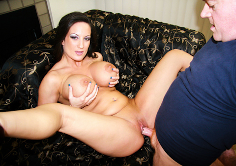 Check This Out! MILF Stephanie Wylde With Her Huge Boobs!