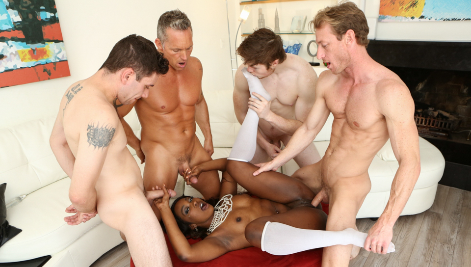 Ryan McLane & Marcus London & Jake Jace - White Out #03