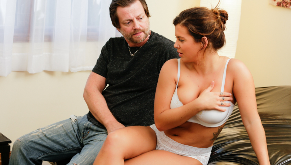 Eric Masterson & Keisha Grey - Supportive Stepdad: Part Two