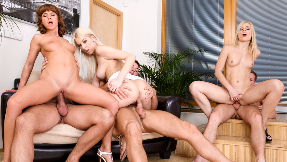 Swingers Orgies #06 - Neeo & Sweet Cat & Bella Baby