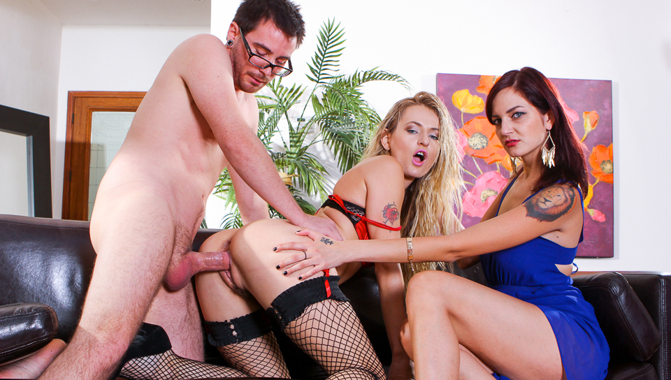 Dane Cross & Phoenix Askani & Natasha Starr - My Husband Brought Home His Mistress #03