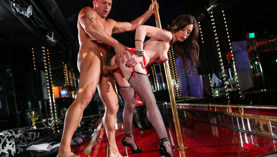 Jennifer White & Marcus London - The Stripper