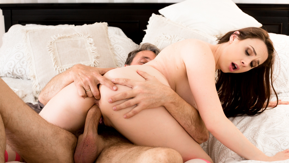 Steve Holmes & Chanel Preston - Fathers and Daughters 2 - Part 2: Father Figure  Lover