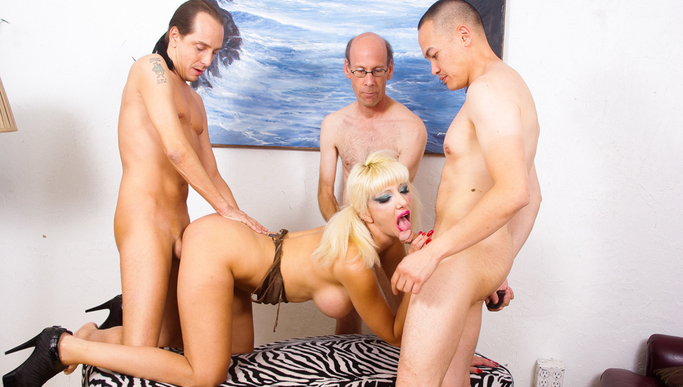 We Wanna Gang Bang The Babysitter #14