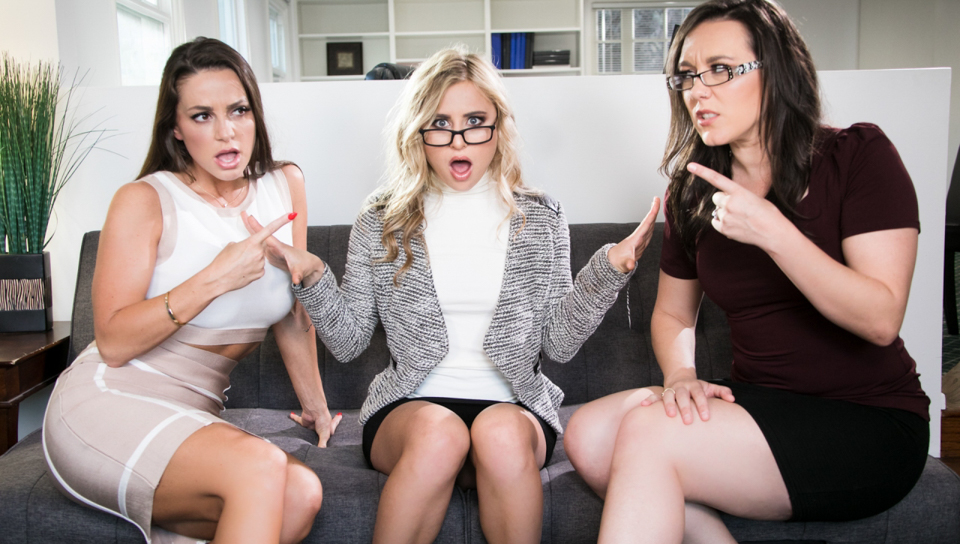 Office Mediation - Sinn Sage & Abigail Mac & Lindsey Cruz