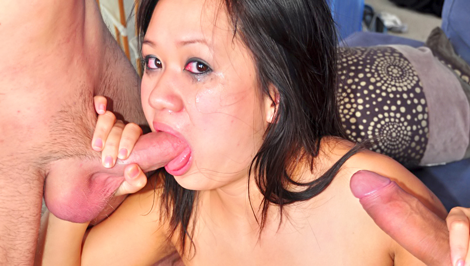 Deepthroat Extreme Face Fucking Inc 09