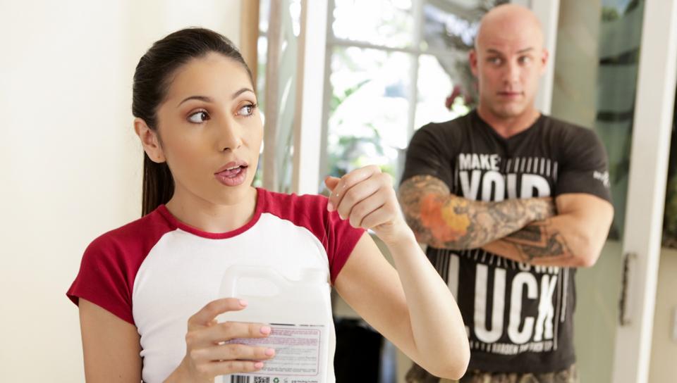 Derrick Pierce & Judy Jolie - Catching The Babysitter