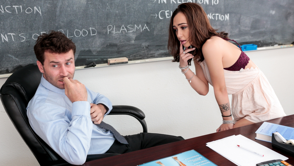 James Deen & Lily Jordan - Anatomy Tutor