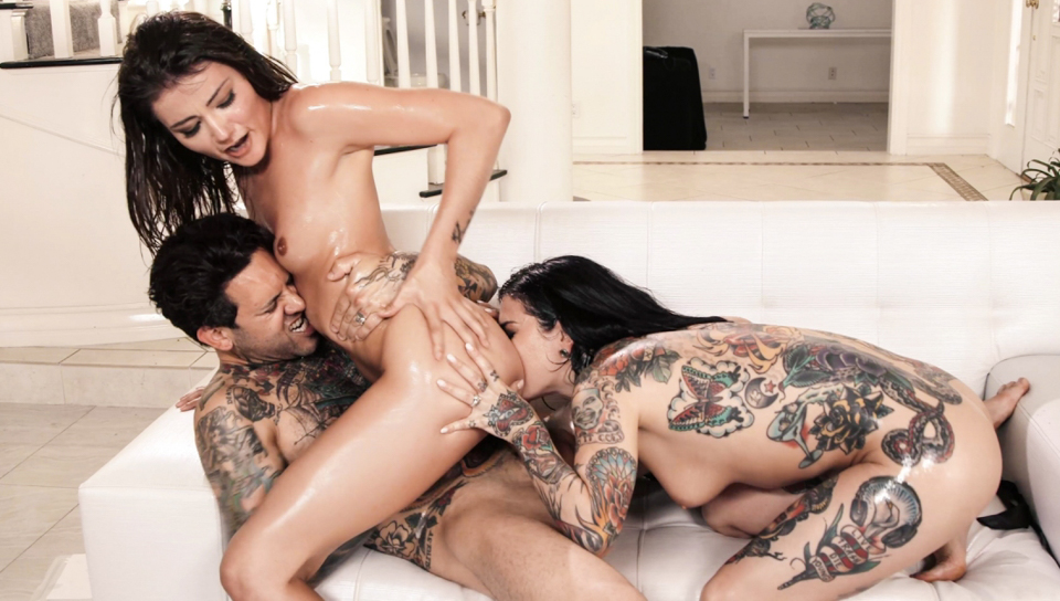 Babysitter Auditions 2 - - Joanna Angel & Small Hands & Adria Rae