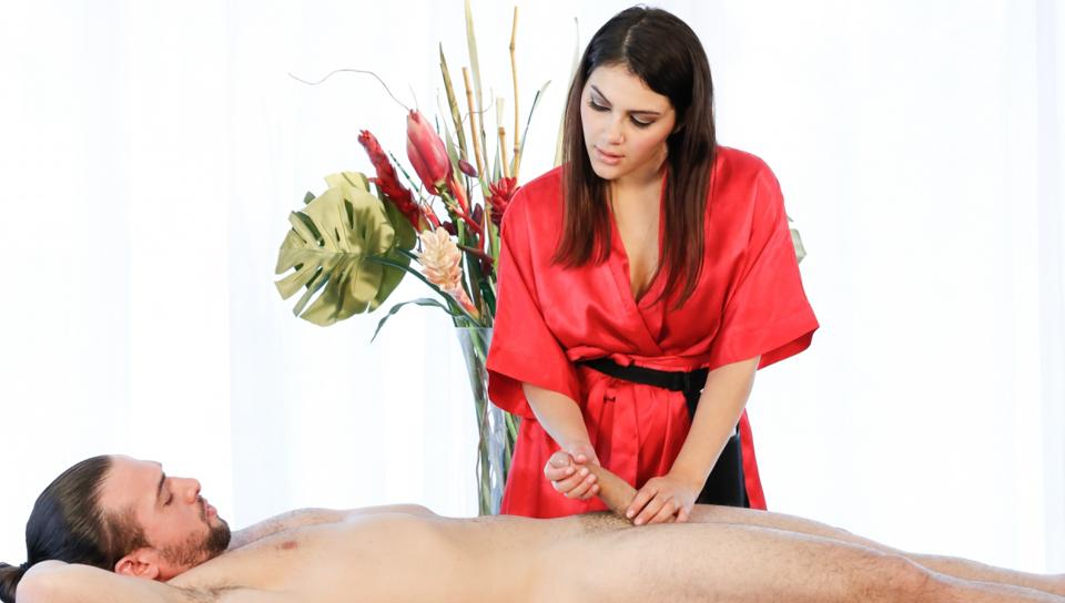 Valentina Nappi & T. Stone - Teasing Massage