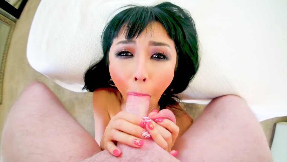Jonni Darkko & Marica Hase - Asian Marica: Slop-Gagging Deep-Throat