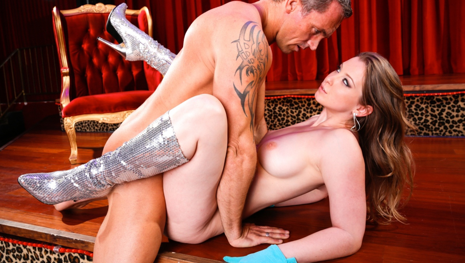 Sunny Lane & Marcus London - The Stripper #02