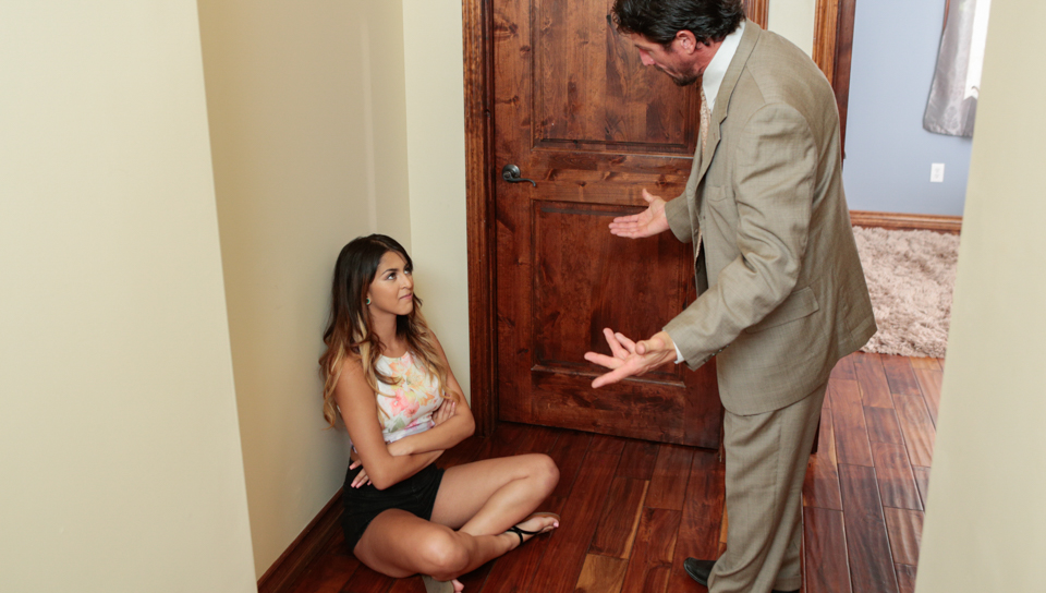 Tommy Gunn & Sophia Leone - Shutting Up By, Sucking Up!