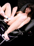 I fuck machines 04. Young Elizabeth gets have sex by her first machine.. Elizabeth Bentley. Hardcore,Natural tits,Toys,Brunette,HD Movies,Fetish