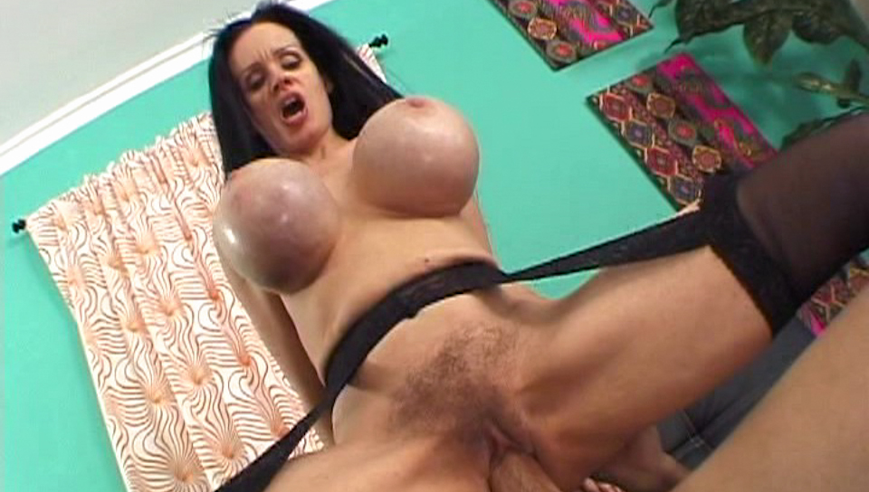 This hairy cream pie lover has huge tits and craves cock.