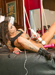 The destruction of bonnie rotten. Bonnie Rotten doing hardcore sex with exciting Eva Angelina!. Eva Angelina,Bonnie Rotten. Lesbian,Big Breast,Squirting,Toys,Brunette,Tattoo/Piercing