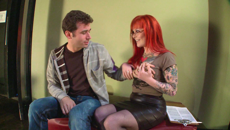 James Deen & Misti Dawn - Punk Porn Star  - Health Inspection