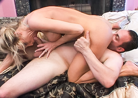 Girl sucks his thick dick with skills before getting fucked!