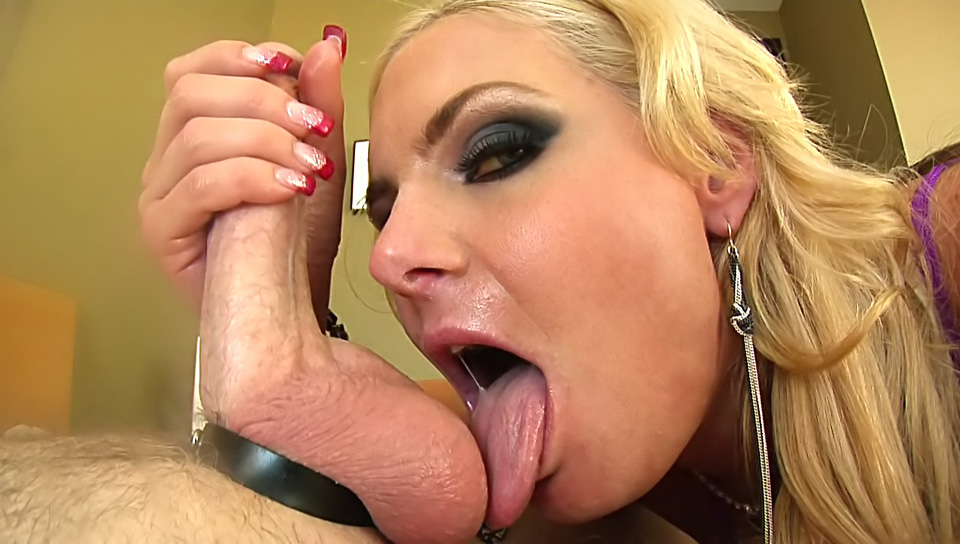 Phoenix Marie point of view video from POV Blowjobs