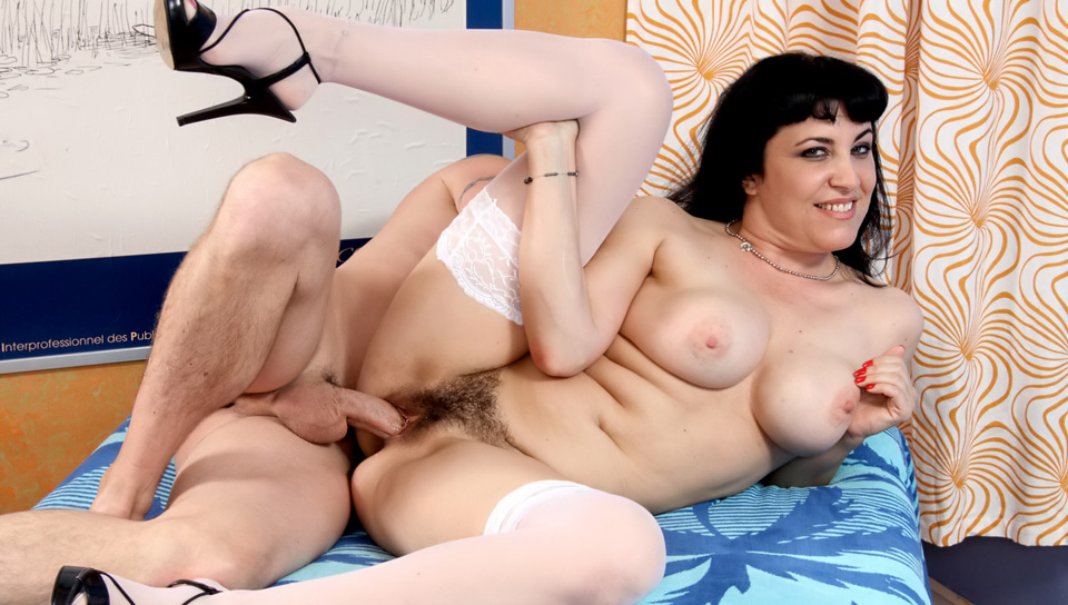 Claudine - Your Mom's Hairy Pussy #11