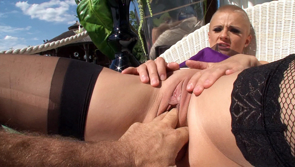 Liza Del Sierra dvd porn video from Evil Angel