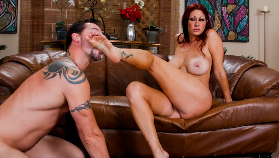 Tiffany mynx strapon