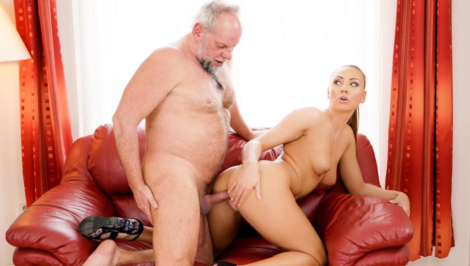Pleasing Naughty Grandpa