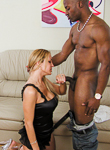 Lifestyles of the cuckolded. Trina Michaels blows a large black