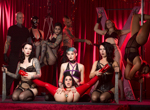 Joanna Angel Gangbang - As Above So Below Part 1