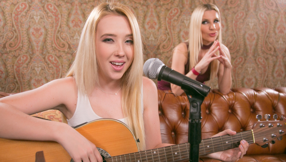 Ashley Fires & Samantha Rone - Protegee