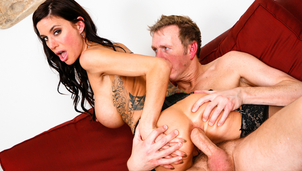 Mark Wood & Gia DiMarco - MILF Gape #02
