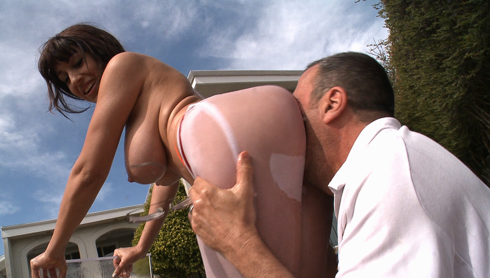 John Stagliano & Jynx Maze & Krissy Lynn - Buttman My nose, Your Crack 2