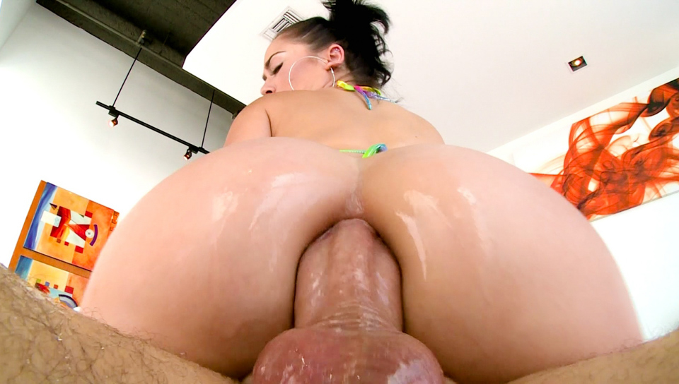 Kristina Rose - Reunited Anal Feels So Good!