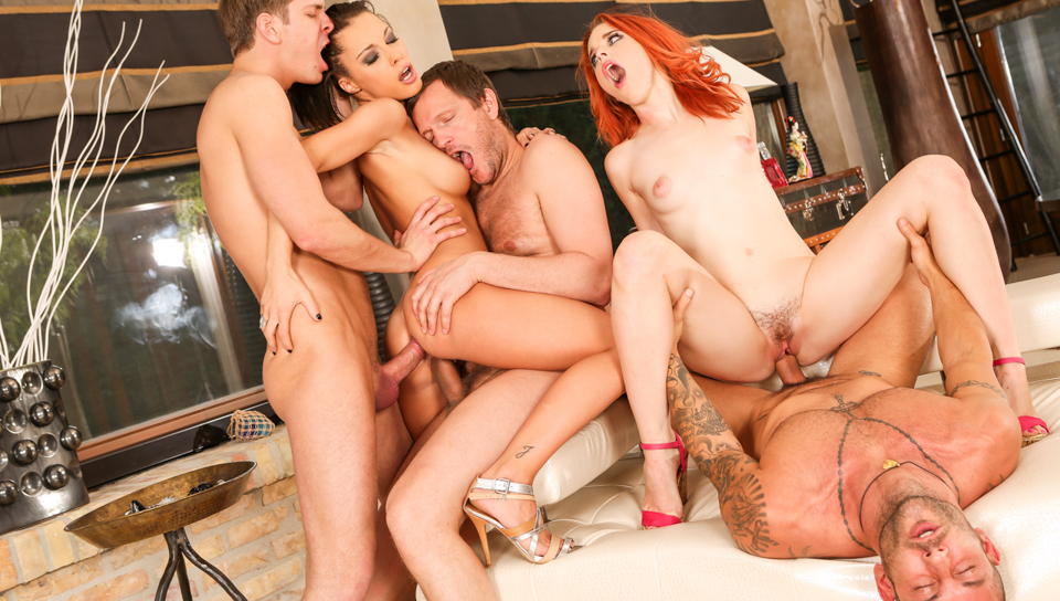 Rocco's Perfect Slaves #06 - Mike Angelo & Markus Dupree & Nikita Bellucci