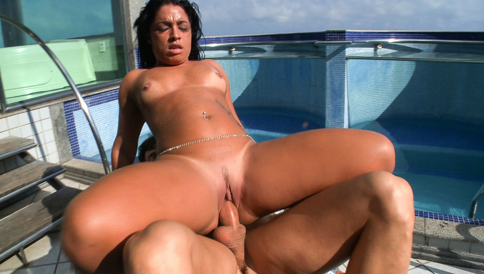 Monica Santhiago - Fuck IT Monica