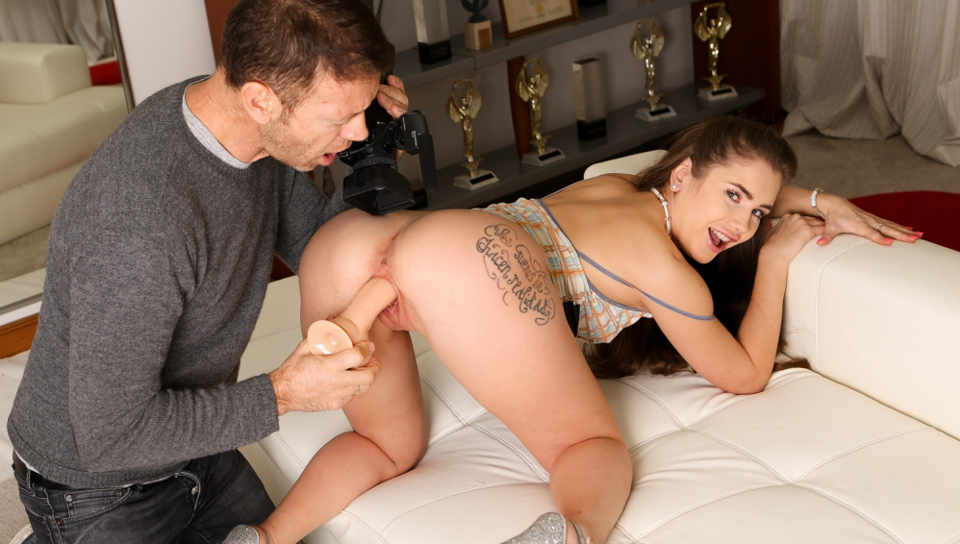 Stunning Mary Rock love to suck and play with a big cock