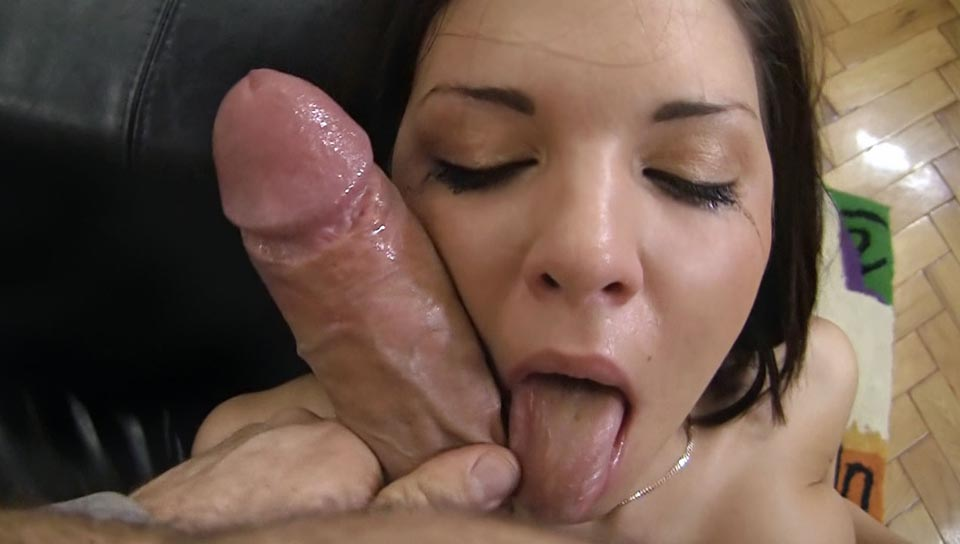Angelina valentine gets pounded by huge cock and takes huge cum facial 2