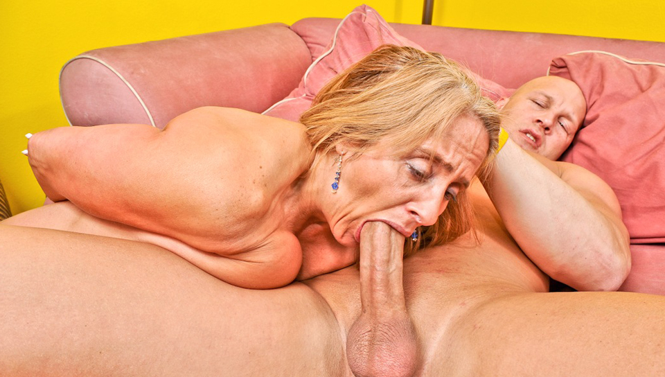 Horny Grannies Love To Fuck #0...