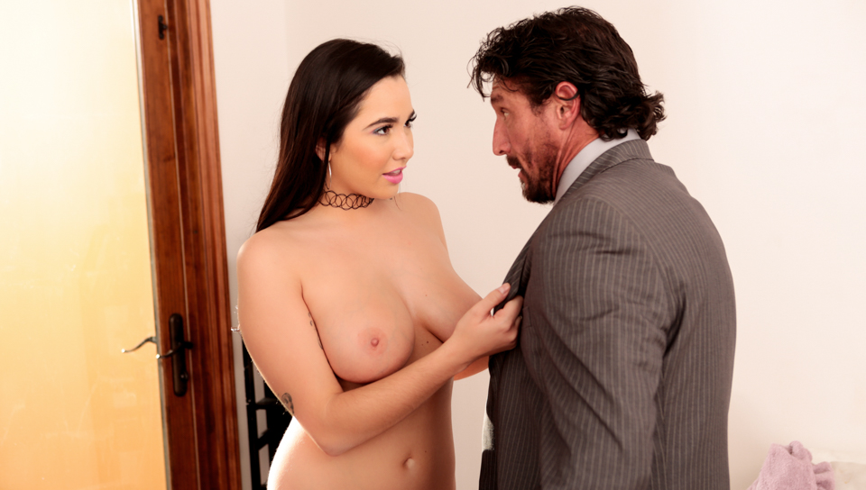 Tommy Gunn & Karlee Grey - My Daughter's Friend And Her Massive...