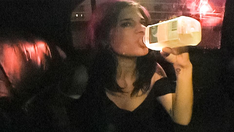 Joanna Angel - Cab Ride