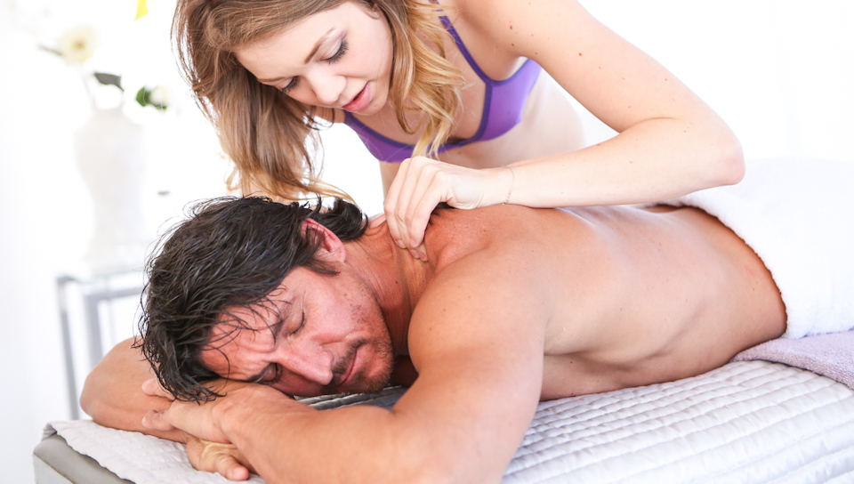 The Masseuse Vol 03