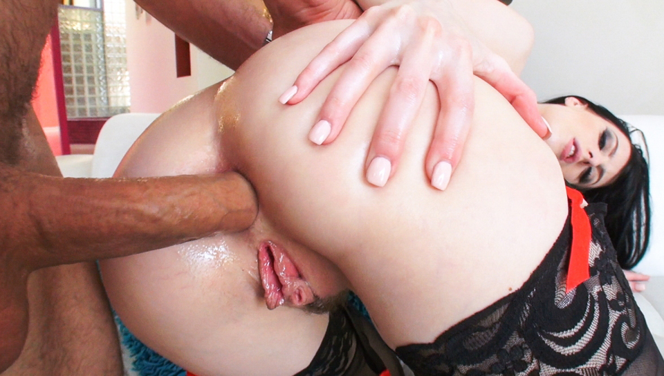 Mick Blue & Alex Harper - Tall Cock Worshiper Alex' Ass Drilled