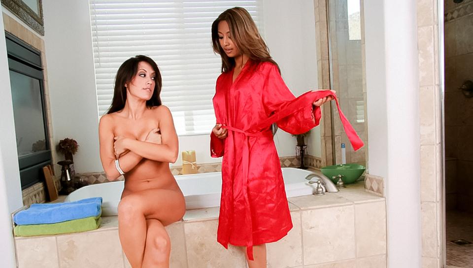A Lesbian Seduction #11
