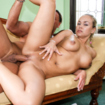Mia gets fucked hard in the deans office to stay in school!