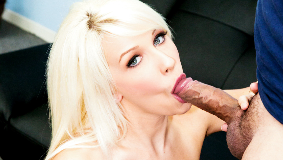 Stevie Wants To DT On A Huge Hard Cock For Her First Time!