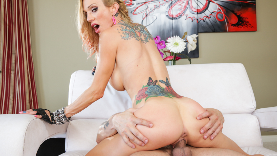 Inked Angels #03 - Mr. Pete & Sarah Jessie