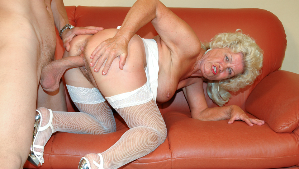 Franscina & Szilard - 70 Year Old Sex Addicts #02