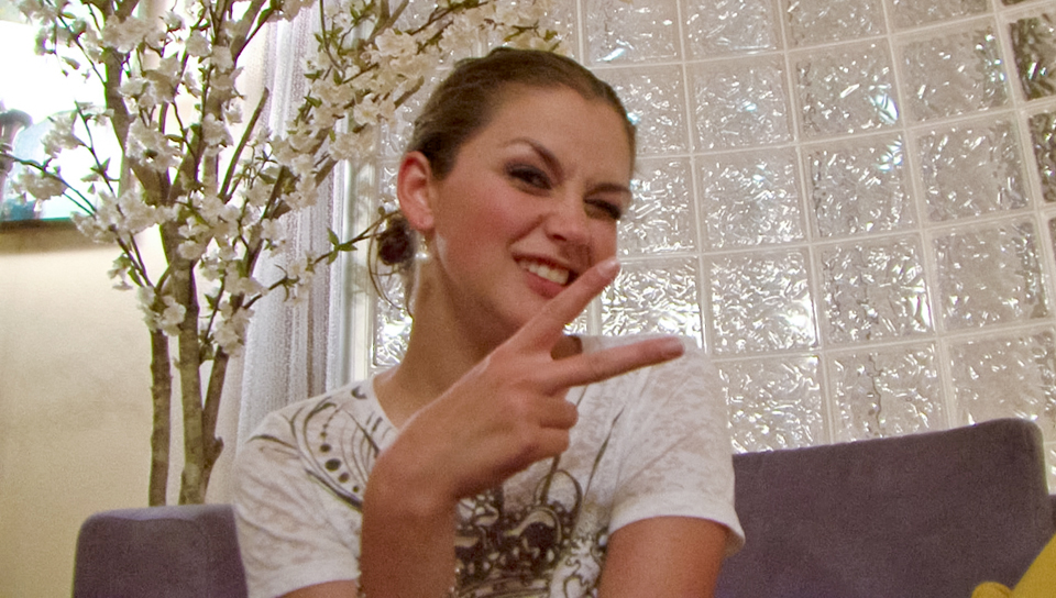 Allie Haze - BTS-Babysitter Diaries #04